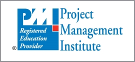 We are the REP centre of the Project Mangement Institude