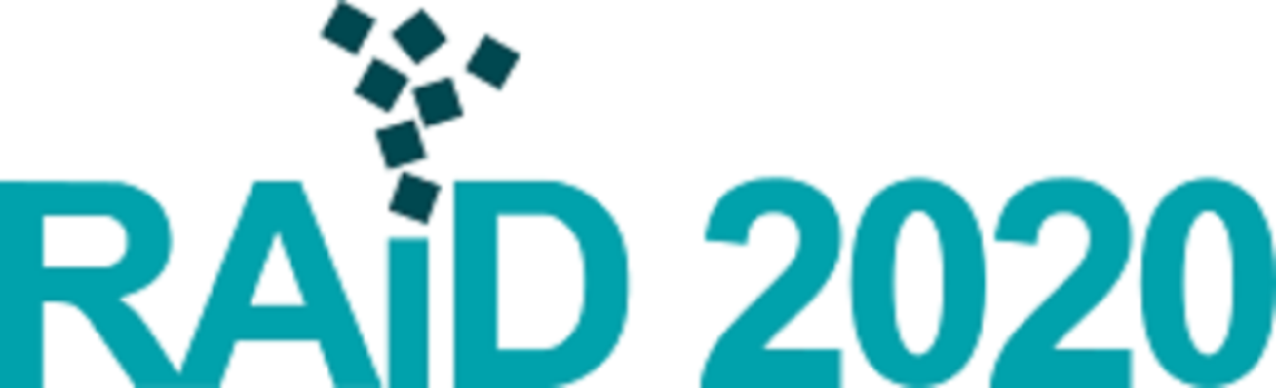 The 23rd International Symposium on Research in Attacks, Intrusions and Defenses (RAID 2020)