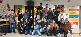 Changemaker Lab 1st edition awards in Mondragon University