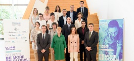 Mondragon Unibertsitatea gestionará 60 becas Global Training en colaboración con la Universidad de Deusto