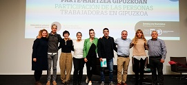 Gipuzkoa is at the forefront of Europe regarding the participation of workers in the profits and capital of the company