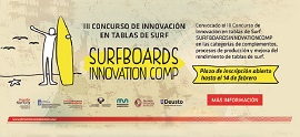 Mondragon Unibertsitatea undergraduate and Master's engineering students dominate the podium of the 3rd edition of the surfboard innovation contest
