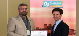 Aitor Arrieta receives award for best doctoral thesis at the SISTEDES 2019 conference