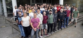 The Faculty of Engineering of Mondragon Celebrates the Delivery of Diplomas of the Higher-degree Training Cycles