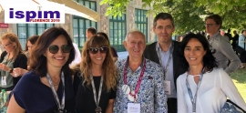Representatives of the Innovation-Management-Organisation research group of Mondragon Goi Eskola Politeknikoa come to the 30th ISPIM Innovation Conference