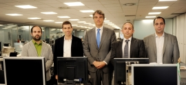 Mikel Iturbe participates in roundtable on cybersecurity organised by newspaper DEIA