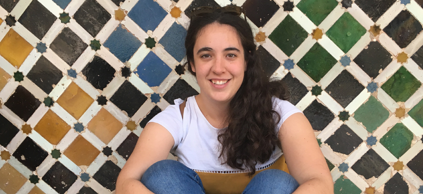 Amaia Lersundi will receive a pre-doctoral grant for the 2017-2018 academic year