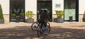 Mondragon University launches a bicycle loan service