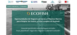 The Business School of Mondragon Unibertsitatea-MIK identifies business opportunities for the Basque Country in the marine plastics sector