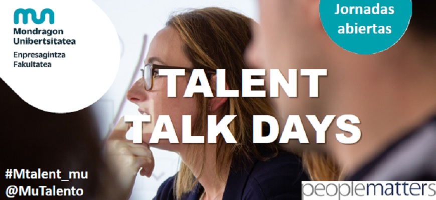 Talent Talk Days